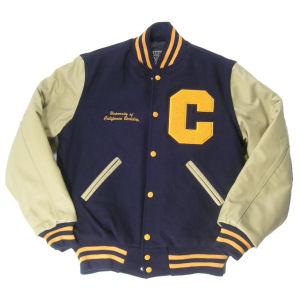 Letterman jacket A letterman