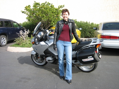 (Rev.) Motorcycle Mama