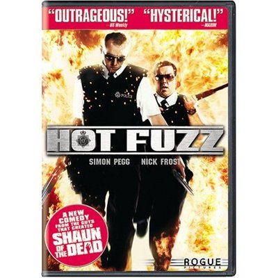 thenightwriterblog Hot Fuzz small Hot and fuzzy
